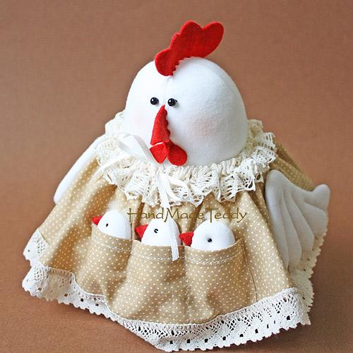 Мама Курица