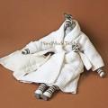 Зебра малая в пижаме