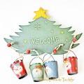 Ведёрко рождественское малое