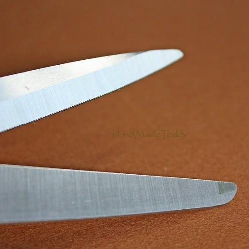Ножницы для скользящих материалов