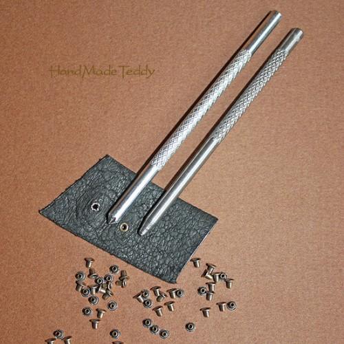 Набор для установки микро люверсов 1- 3мм