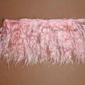 Тресс ворс 15-17 цвет 9 розовый