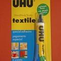 Клей текстильный UHU